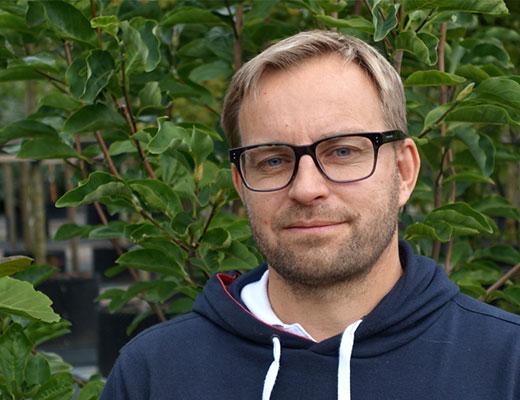Stångby Kontakt Fredrik Taflin